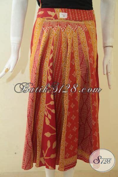 Batik Modis Keren Murah rok batik modis motif keren bahan halus dan adem busana