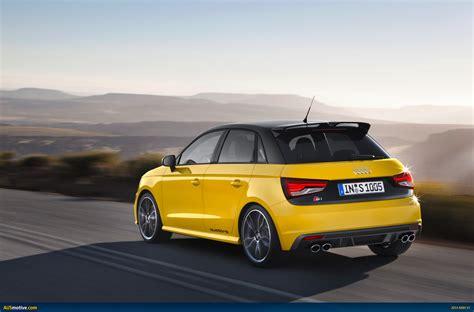 Audi S1 by Ausmotive 187 Audi S1 S1 Sportback Revealed