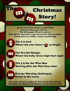printable christmas nail poem gift exchange game this might be a fun twist how do it