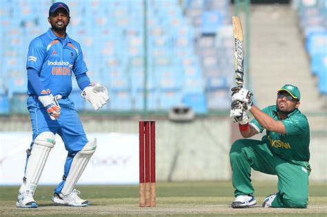 india vs pakistan it is india vs pakistan in t20 world cup for blind