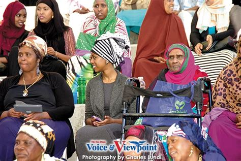voice of america somali section 10th annual somali american festival voice and viewpoint