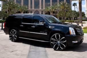 Rims For Cadillac Escalade Cadillac Escalade Esv Rims Search Suv Trucks