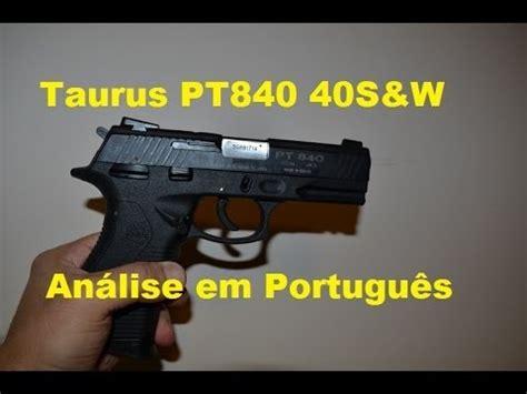 Taurus Pt 840 40s W pistola taurus pt840 em 40s w