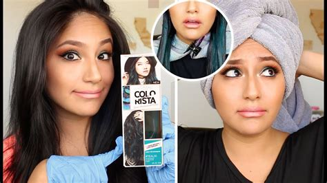 does color work does loreal colorista hair dye work on hair