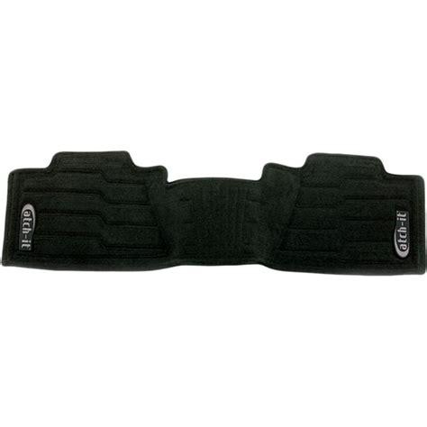 2011 Rav4 Floor Mats by New Nifty Products Floor Mats Rear Black For Toyota Rav4