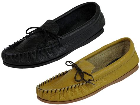 slippers made in uk mens real leather mokkers moccasins slippers made in