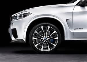 Bmw X5 Wheels 2014 Bmw X5 M Performance Parts Announced