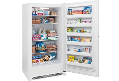 Kitchen Appliance Storage Ideas by Type Of Freezer Placement And Use At The Home Depot