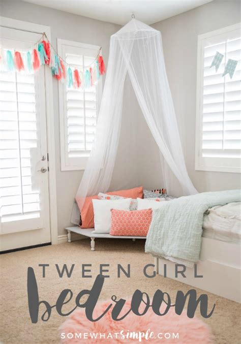tween bedrooms crafting and diying is inspiring projects and more 268