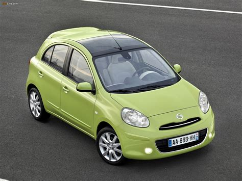 nissan micra 2010 2010 nissan micra k13 pictures information and specs