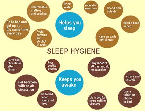 sleep hygiene kicking the habit how to get off addictive insomnia