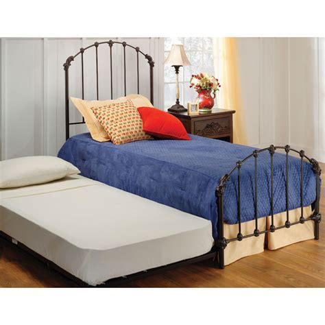 twin bed with trundle bonita twin trundle bed dcg stores