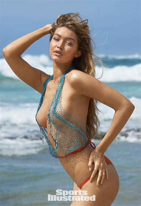 Gigi Hadid In Sports Illustrated Swimsuit Issue Hawtcelebs Hawtcelebs