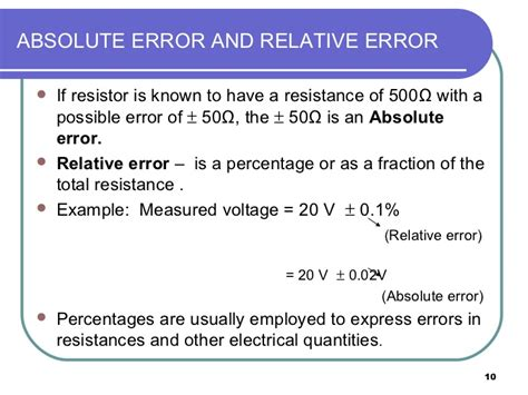 calculating resistor error resistors error calculator 28 images nauwkeurigheid precisie resolutie elektronica