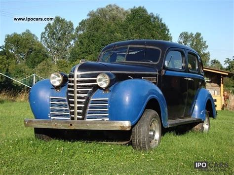 1938 plymouth 4 door sedan 1938 plymouth road king 4 door sedan car photo and specs