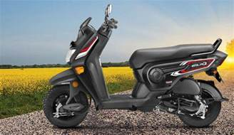 Honda Price New Honda Cliq 110 Cc Scooter Launched Price Specs