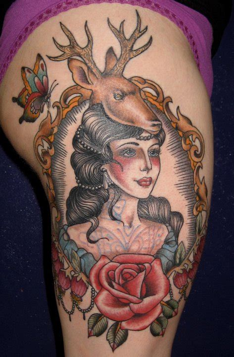 tattoo kings cross london 55 ultimate deer tattoos for men and women tattoo