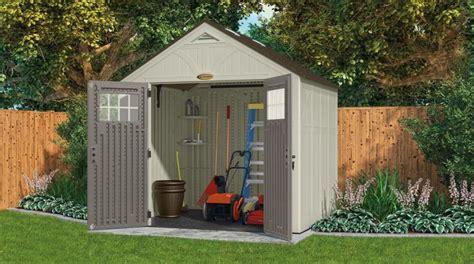 resin storage sheds quality plastic sheds