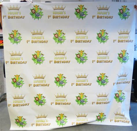 design step and repeat backdrop liquid dreams design is the leader in high impact