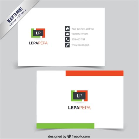 Http Www Freepik Free Vector Coffee Business Card Template 1105489 Htm by Minimalist Business Card Vector Free