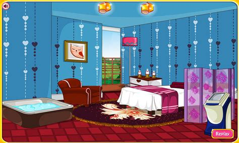 Room Decorating Games | girly room decoration game android apps on google play
