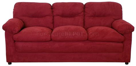burgundy loveseat 6300 lisa sofa loveseat set in bulldozer burgundy by chelsea