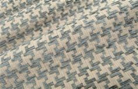 Large Scale Houndstooth Upholstery Fabric by Spellbound Geometric Upholstery Fabric In Has A