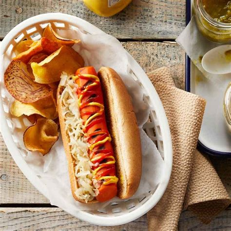 carrot dogs take our eat more vegetables challenge eatingwell