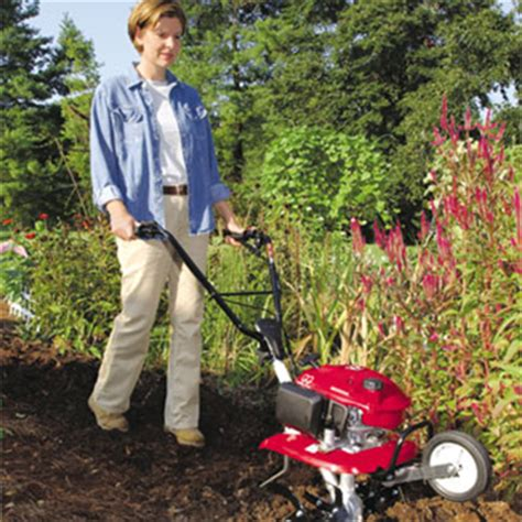 garden tiller rental home depot simple in steel