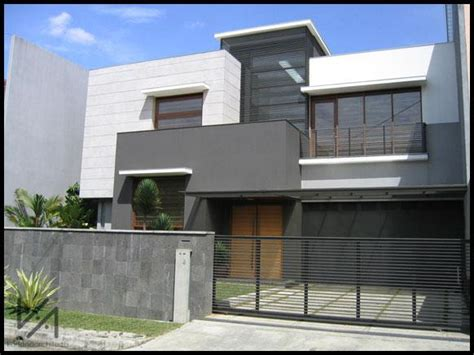 Lukisan Vertikal Vs 2 rudy dewanto 15 rumah gaya minimalis