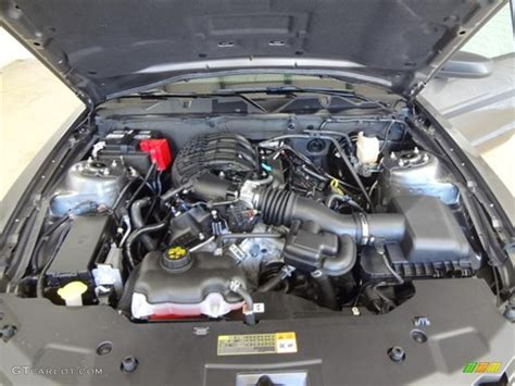 2012 mustang v6 engine 2012 ford mustang v6 mustang club of america edition coupe