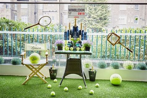 wimbledon themed events for your perfect start to wimbledon make it chagne