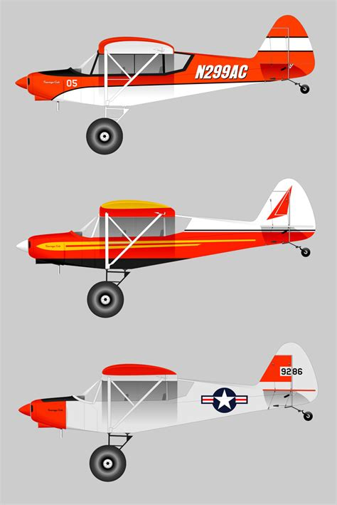 Kaos Special Flying cub flying frontiers