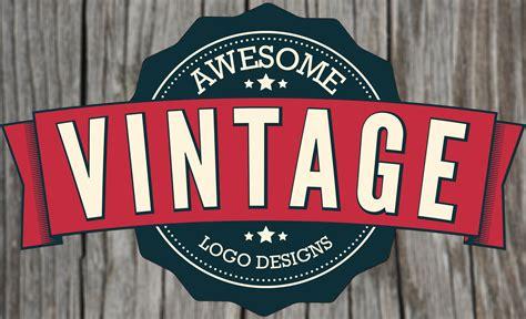 logo retro vintage logo wallpaper