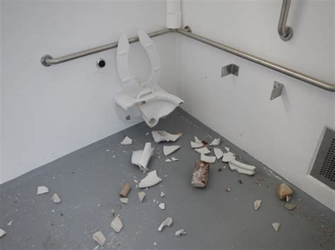 Gamestop Bathroom Destroyed Bathroom Gallery