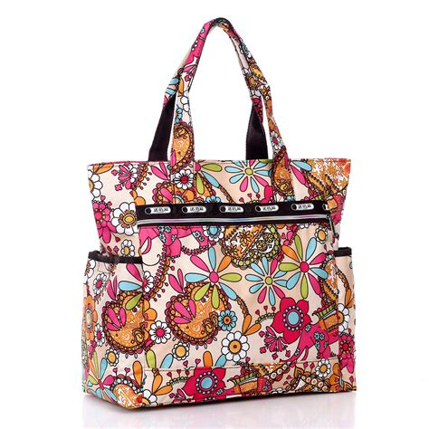 new cloth bag new arrival flower printed waterproof plus size