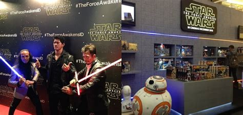 film star wars ada iko uwais asyik lego iko uwais cs di star wars the force awakens
