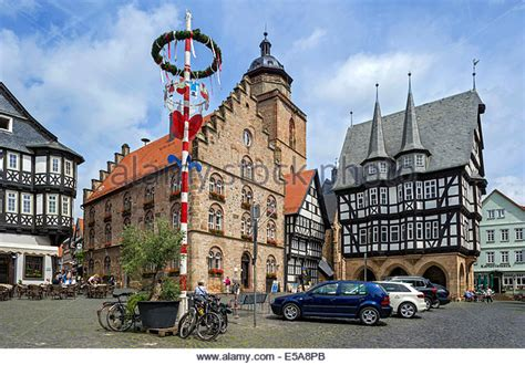 Haus Neurath by Alsfeld Germany Stock Photos Alsfeld Germany Stock