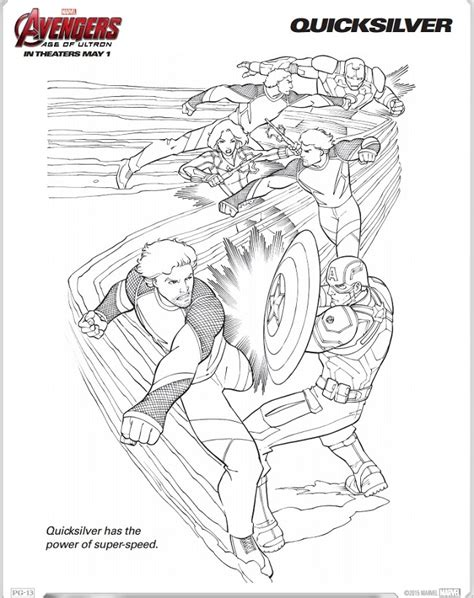 avengers age of ultron coloring sheets trailer my