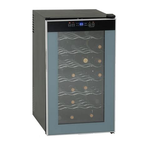 avanti 28 bottle wine cooler swc2801 the home depot