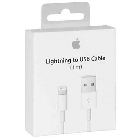 apple home lighting official apple lightning to usb cable 1m retail boxed
