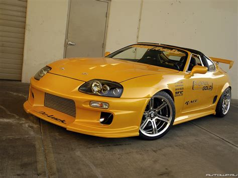 Toyota Supra Tuning by Toyota Supra Tuning Picture 45619 Toyota Photo