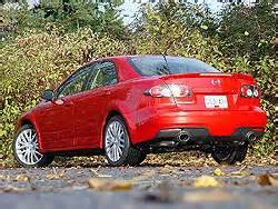 mazdaspeed6 mazda speed 6 test drive car review road test test drive 2006 mazdaspeed6 autos ca