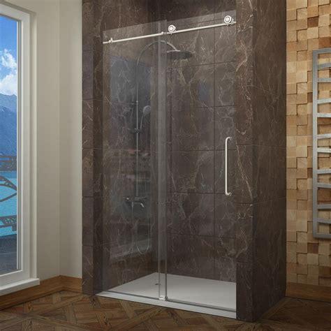 Best Glass Shower Doors Best Glass Shower Door R47 In Amazing Home Designing Ideas With Glass Shower Door Garage Doors