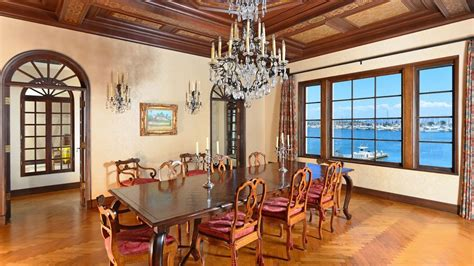 Dining Room Hutch San Diego These 8 Delicious And Decadent Dining Rooms Are Fit For A