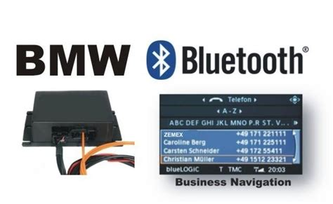 Bmw 1er Bluetooth Audio Streaming by Bmw Bluetooth Handsfree Fiscon Quot Pro Quot Bmw E Series
