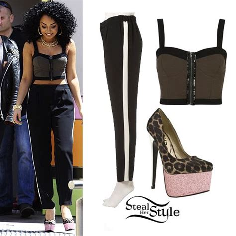 Leigh Anne Pinnock Fashion Steal Her Style Page 7 Stylish Laundry Hers