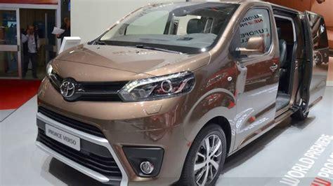 Toyota Verso Toyota Verso 2016 New Car Release
