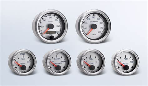 Sepidometer Indikator vision silverstone 6 kit with gm transmission sender and 3 3 8 quot speedometer and tachometer
