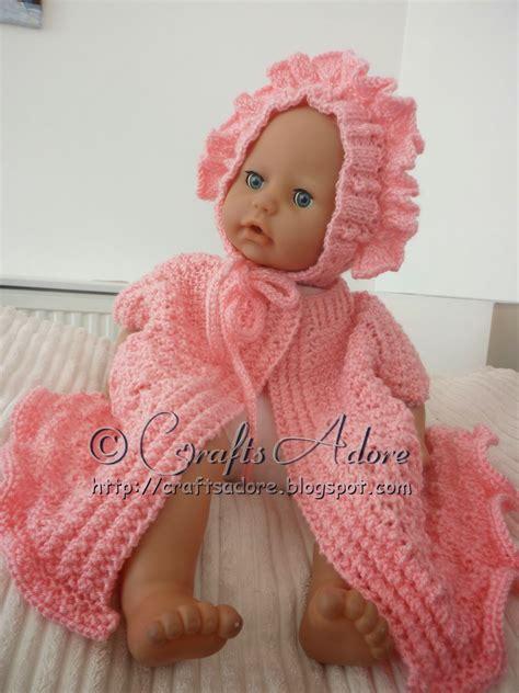 baby layette knitting patterns free craftsadore knitted baby layette free knitting pattern